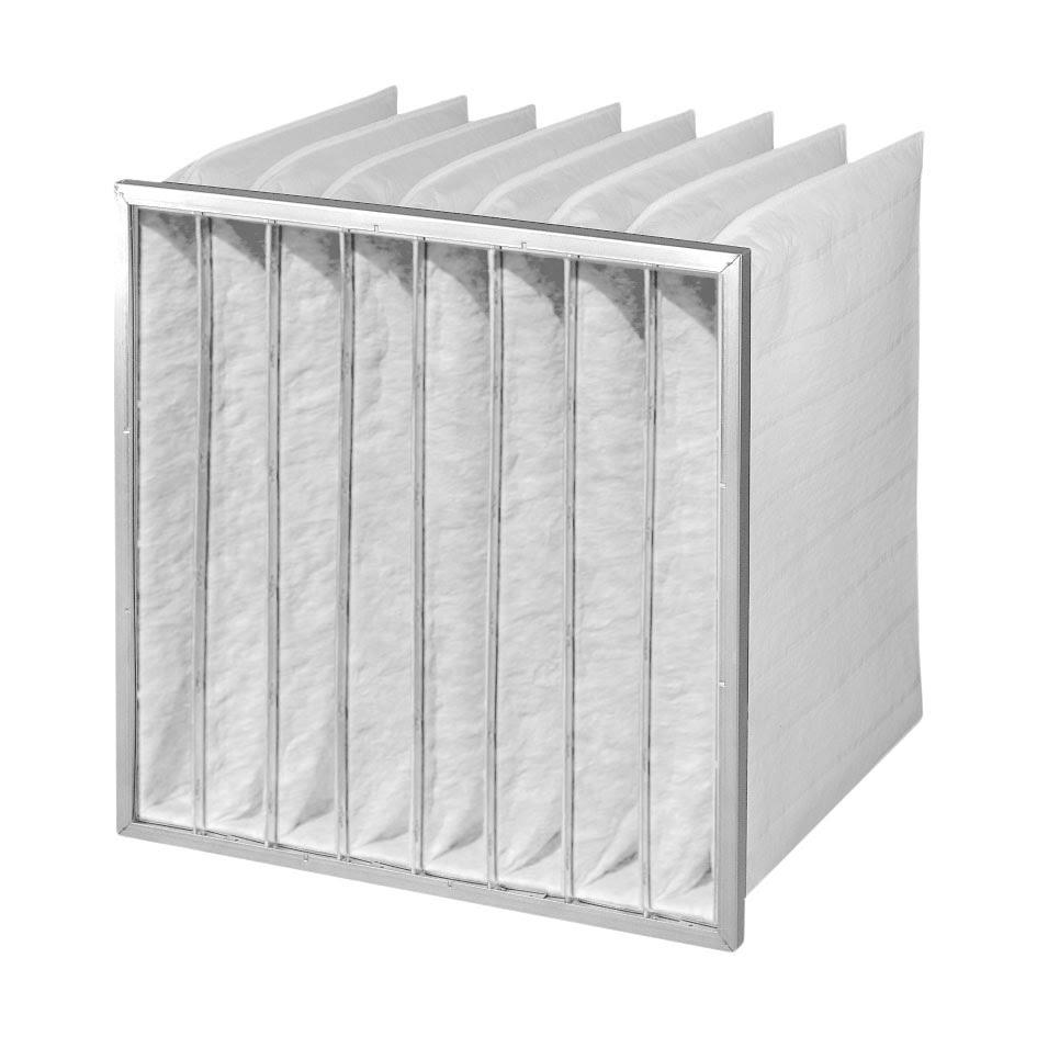 Система П1 (Клапан ВК 350-600 с эл/пр+фильтр ФВПу350*600/G3+нагреватель вод ВНП 600*350/3+вент ГВП 6